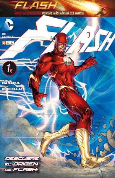 Flash: El origen de Flash