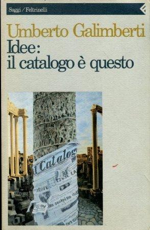 Idee: il catalogo è questo