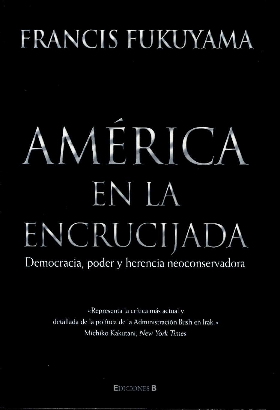 AMERICA EN LA ENCRUC...