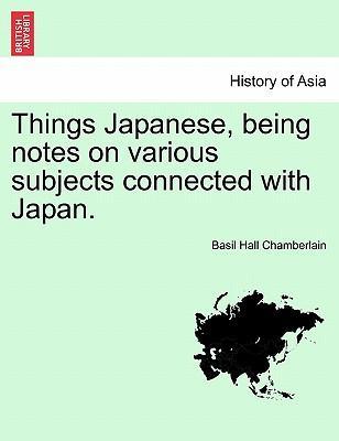 Things Japanese, bei...