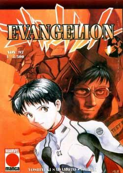 Evangelion vol. 1