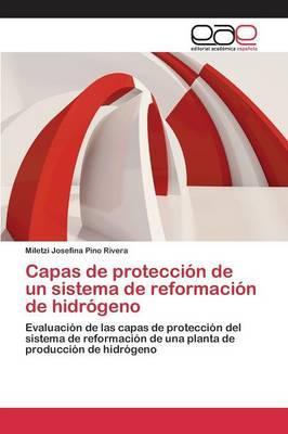 Capas de protección de un sistema de reformación de hidrógeno