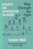 Essays on American Humor