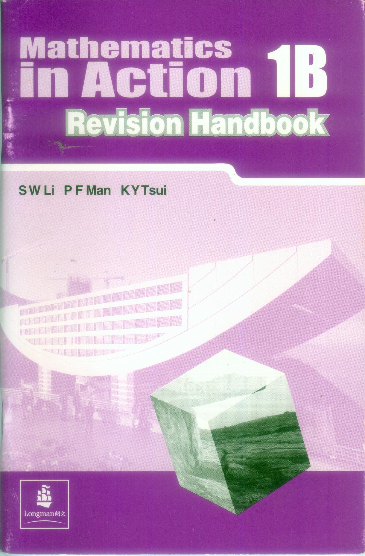 Mathematics in Action 1B Revision Handbook