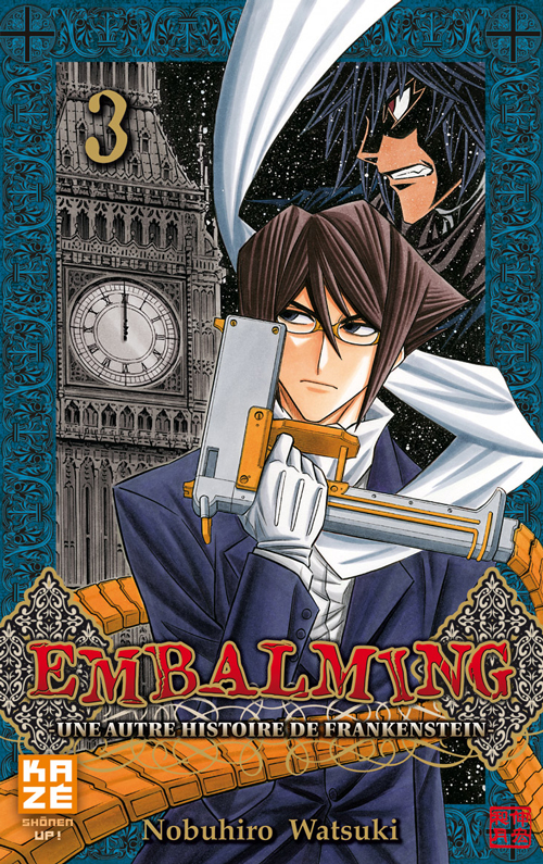 Embalming, Tome 3