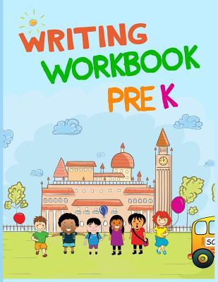 Writing Workbook Pre K Journal