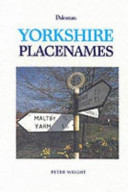 Yorkshire Place Names