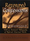 Reformed Confessions...