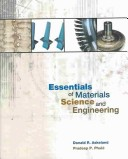 Essentials of Materials for Science and Engineering