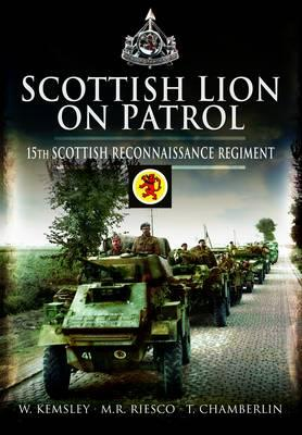 The Scottish Lion on Patrol