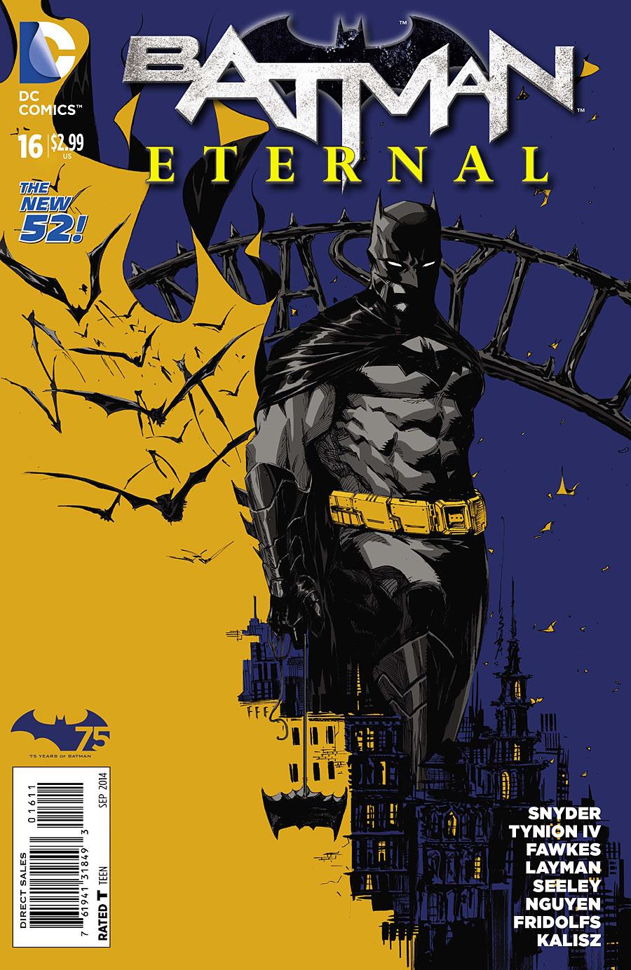 Batman Eternal Vol.1 #16