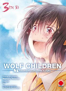 Wolf Children vol. 3