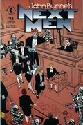 John Byrne's Next Men Vol.1 #18