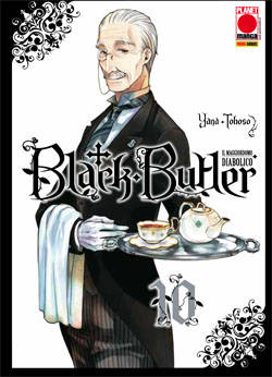 Black Butler vol. 10