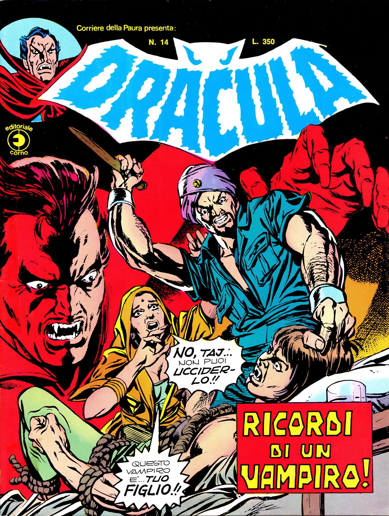 Dracula n. 14