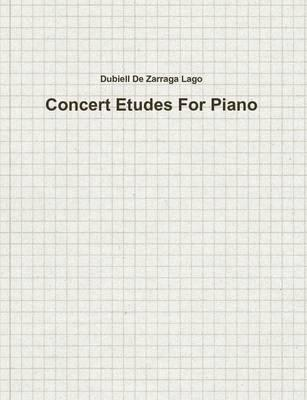 Concert Etudes for Piano