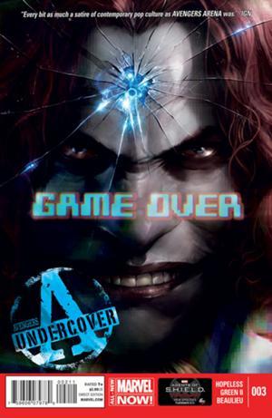 Avengers Undercover Vol.1 #3