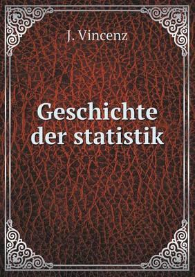 Geschichte Der Statistik