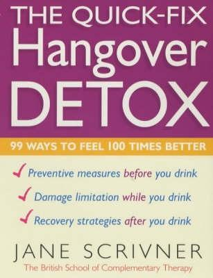 The Quick-fix Hangover Detox
