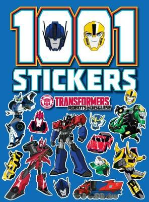 Transformers 1001 Robots in Disguise Stickers