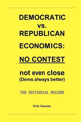 Democratic vs. Republican Economics