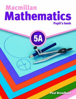 Macmillan Maths 5A