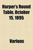 Harper's Round Table, October 15 1895