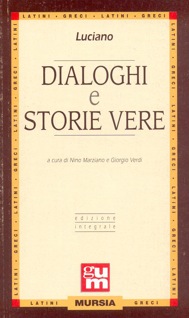 Dialoghi e Storie ve...