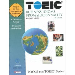 Peterson's Toeic Business Idioms from Silicon Valley