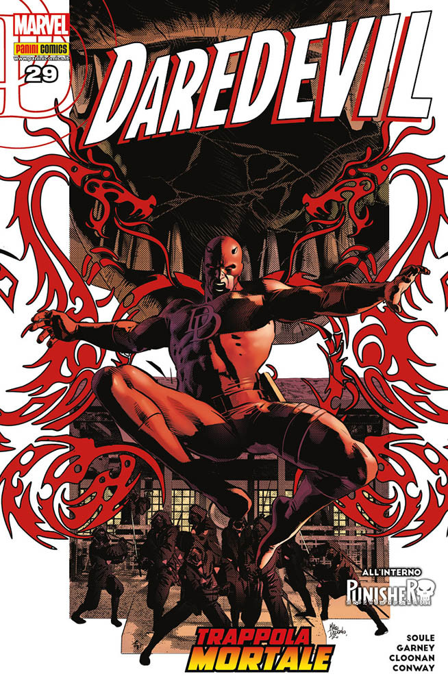 Devil e i Cavalieri Marvel n. 80