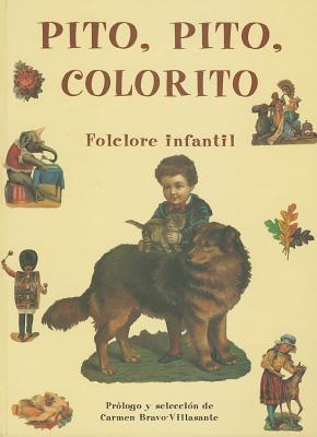 Pito Pito colorito folclore infantile
