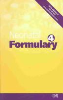 Neonatal Formulary 4