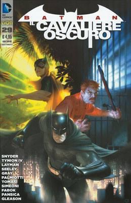 Batman Il Cavaliere Oscuro, n. 29