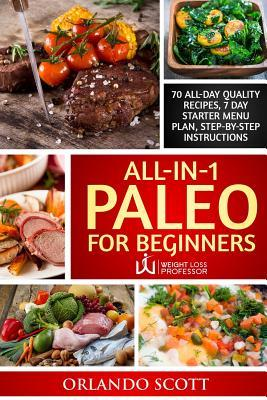 All-in-1 Paleo for Beginners
