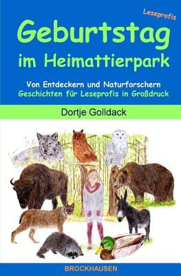 Geburtstag im Heimattierpark