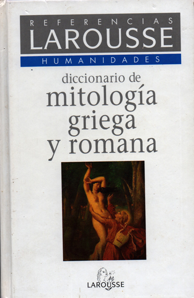 Diccionario de mitología griega y romana