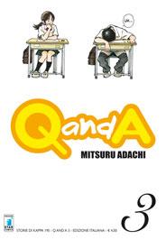 Q and A vol. 3