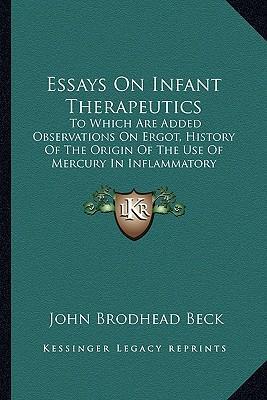 Essays on Infant Therapeutics