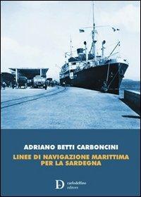 Linee di navigazione marittima per la Sardegna