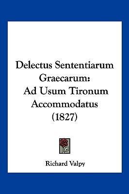 Delectus Sententiaru...