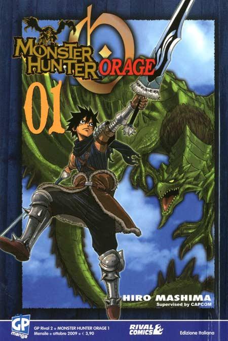 Monster Hunter Orage vol. 01