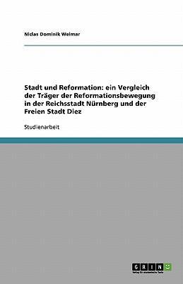 Stadt und Reformation