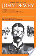 The Early Works, 1882-1898: 1882-1888. Early essays and Leibniz's new essays concerning the human understanding