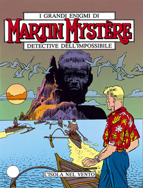 Martin Mystère n. 110