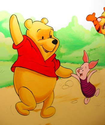 Ready for Bed, Pooh?