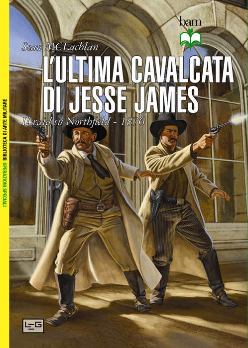 L'ultima cavalcata di Jesse James