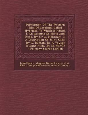 Description of the W...