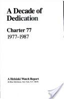 A Decade of Dedication