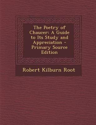 Poetry of Chaucer