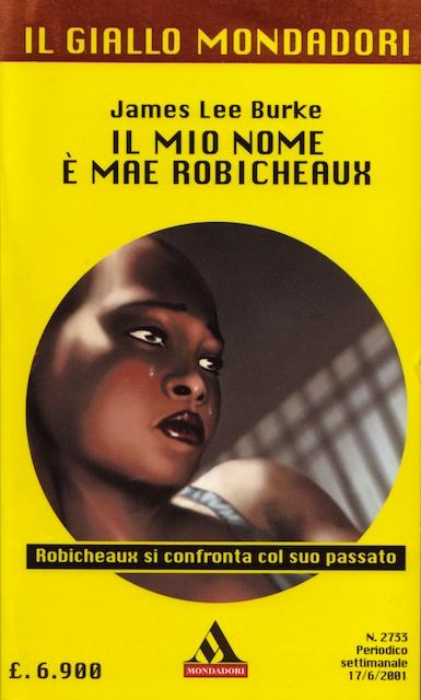 Il mio nome è Mae Robicheaux